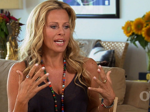 Dina Manzo Talks About Teresa Giudice's Infamous Table Flip