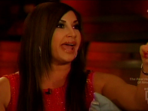 Jacqueline Laurita Tells Teresa Giudice She's Going To Hell