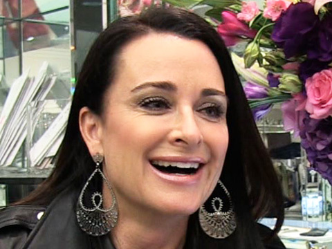 "Kyle Richards talks ""Real Housewives"" Season 3 and Adrienne Maloof's Departure"