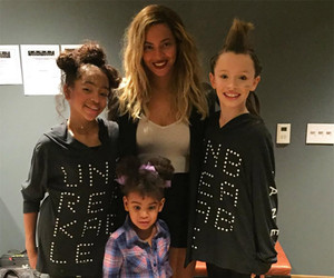 Rhythm Nation! Beyonce Brings Blue Ivy to Janet Jackson's Concert