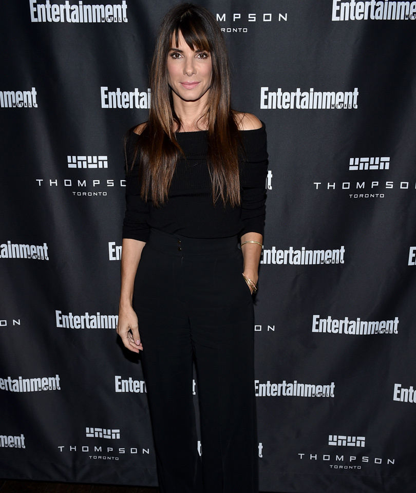 """Sandra Bullock Says Son Louis """"Fully Understands"""" What Racism Means"""