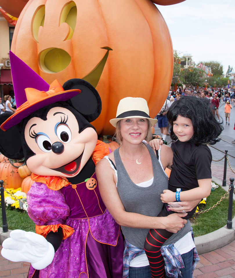 Christina Applegate and Her Daughter Go on Adorable Disney Date
