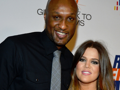 Khloe Reacts to Lamar Odom's Drunken Plane Incident