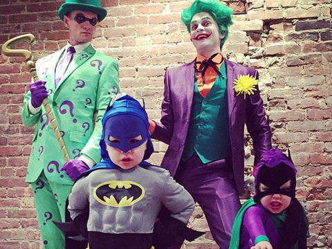 See the Best Celebrity Halloween Costumes EVER!