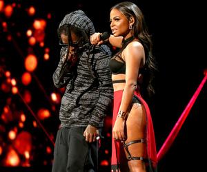 "Christina Milian Is Still Close to Ex-Boyfriend Lil Wayne: ""I Literally Was…"