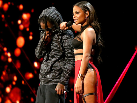 "Christina Milian Is Still Close to Ex-Boyfriend Lil Wayne: ""I Literally Was Just Texting…"