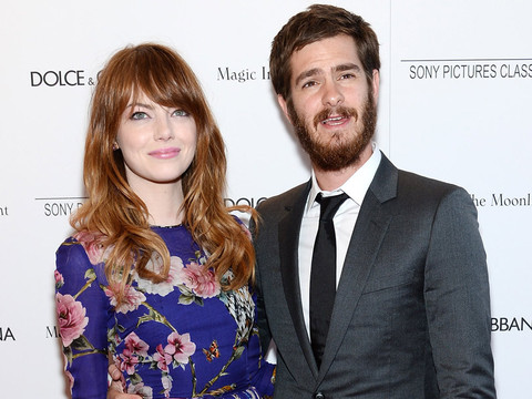 Andrew Garfield & Emma Stone Split -- For Real This Time
