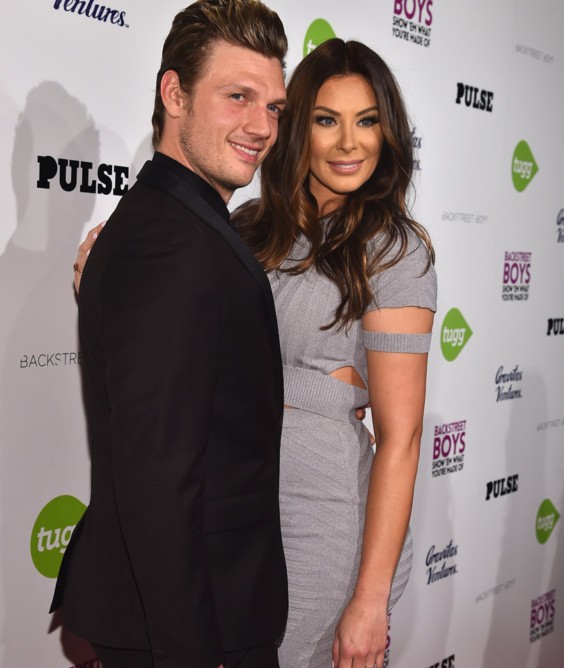 Nick Carter and Wife Lauren Kitt Carter Expecting First Child Together!