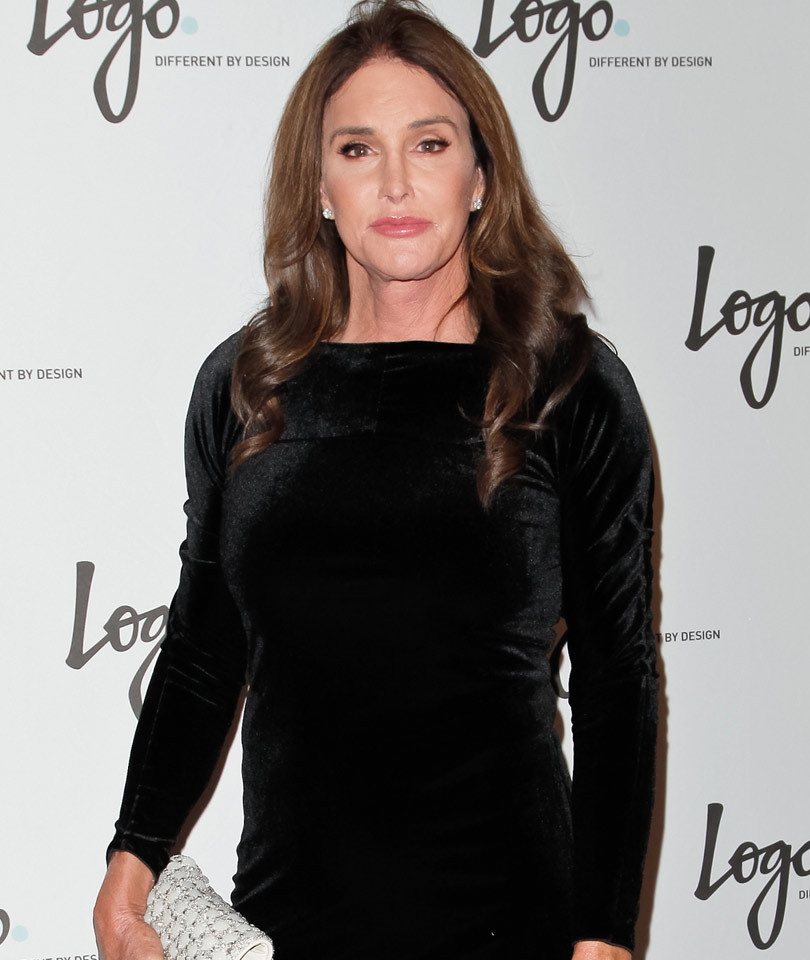 Caitlyn Jenner Steals Oprah Winfrey's Style in Black Velvet -- Who Wore It…