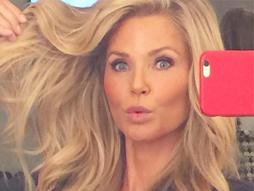 Christie brinkley 2018 no makeup