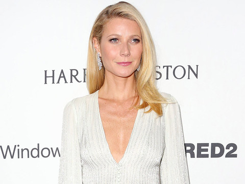 Gwyneth Paltrow, Lady Gaga & More Go Glam at amfAR's LA Gala