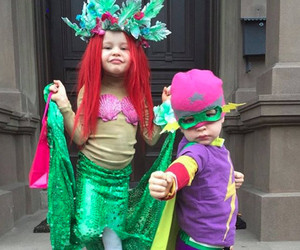 Beyond Adorable! Celeb Kids & Their Amazing Halloween Looks