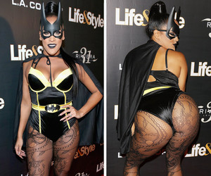 "Natalie Nunn Show Serious Skin as ""Bat Bitch"" -- Wait Until You See Her Booty Pics!"