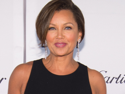 "See Vanessa Williams' ""Ugly Betty"" Moment Before Her Bridal Shower"