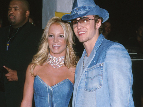 See the Britney & Justin Costumes That Won Spears' Seal of Approval!