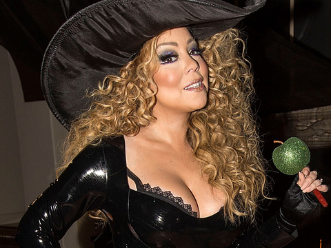 Mariah Carey and Nick Cannon Reunite to Celebrate Halloween with Their Twins
