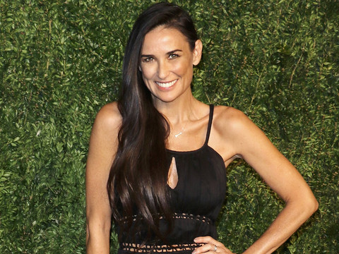 Aging in Reverse? Demi Moore Stuns at 2015 CFDA/Vogue Fashion Fund Awards