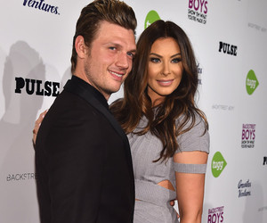 "Nick Carter Reveals Gender of Baby on ""DWTS"" -- See the Emotional Moment!"