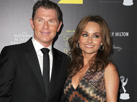 Would Giada De Laurentiis Ever Hook Up with Bobby Flay? Plus, What'd She Say About John…