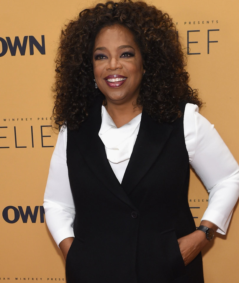 "Oprah Winfrey Defends the Kardashians After Rebel Wilson Bashing -- ""I Can't…"