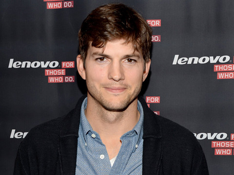 Did Ashton Kutcher Finally Post the First Photo of His Daughter Wyatt?!