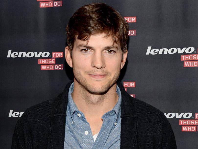 Did Ashton Kutcher Finally Post the First Photo of His Daughter Wyatt?!