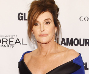Caitlyn Jenner Looks Beautiful in Blue at Glamour Women of the Year Awards --…