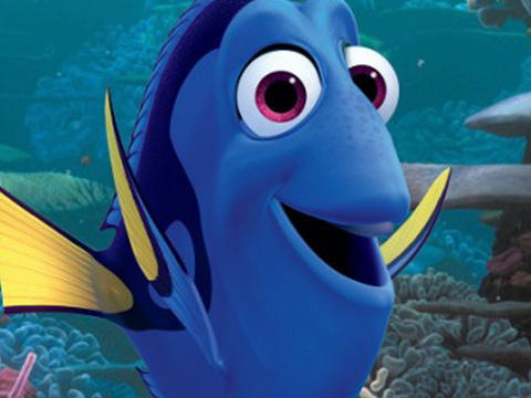 "Just Keep Swimming! First Trailer for ""Finding Dory"" Is Here"