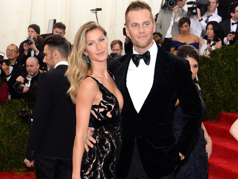 "Gisele Bundchen Reveals She & Tom Brady Have Been Through ""A Few Tough…"