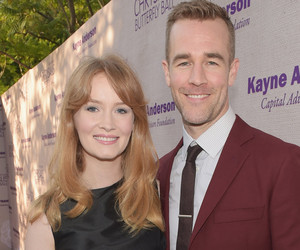 James Van Der Beek and Wife Kimberly Expecting Baby No. 4 -- See the Cute…