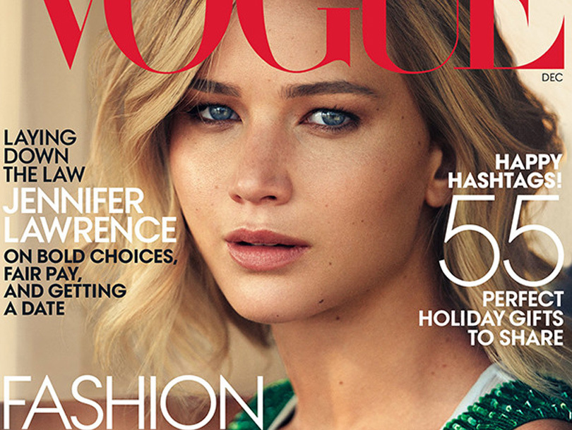 "Jennifer Lawrence Slams Kim Davis, Talks Her ""Lonely"" Single Status ... &…"