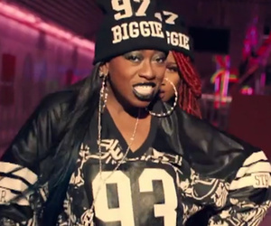"Missy Elliott Shows Us How It's Done In New Music Video For ""WTF (Where They…"