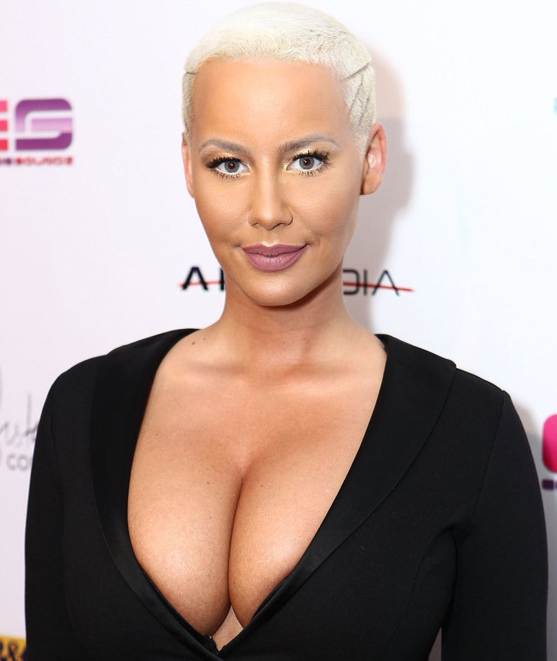 """Amber Rose Says Women Should Use Their """"Seductive Skills"""" to """"Get Money From…"""