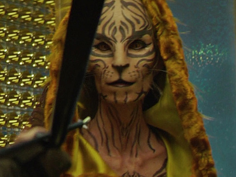 "The Tale of Tigris: How the Fan Favorite ""Hunger Games"" Came to Life for Final Film!"