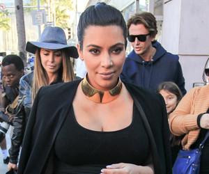 Kim Kardashian's Sweet Snapshot of North and Penelope Will Brighten Your Day