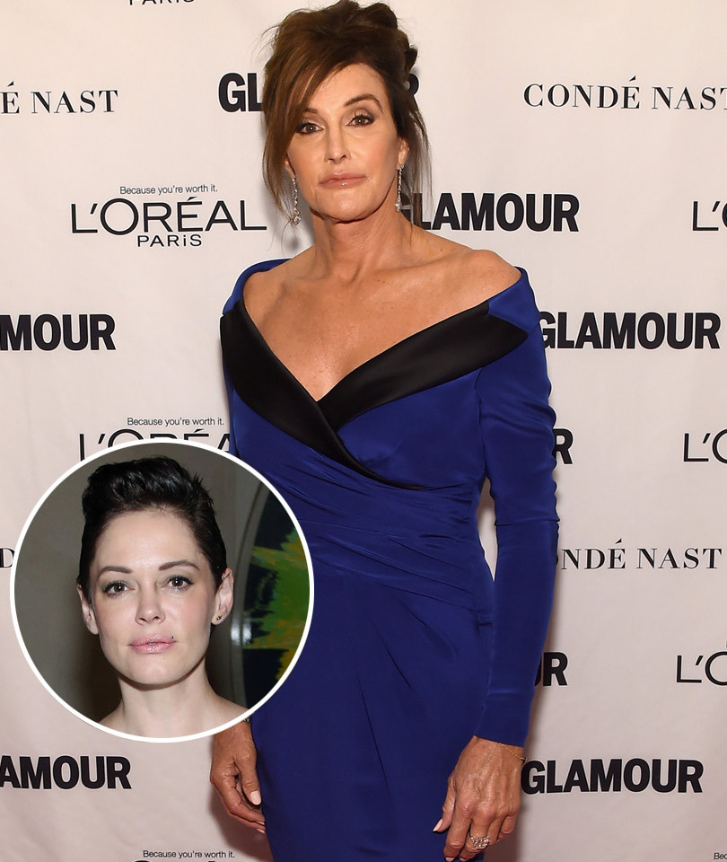 "Rose McGown Blasts Caitlyn Jenner: ""You Do Not Understand What Being A Woman Is About At All"""