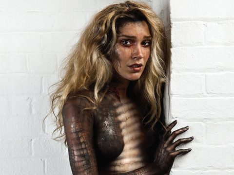 Joss Stone Strips for PETA - Who Else Has Gone Naked for a Cause?