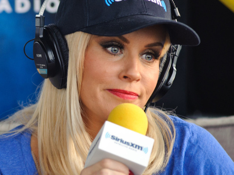 """Jenny McCarthy Says It's """"Scary"""" Charlie Sheen Never Revealed HIV Status to Her, TV…"""