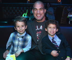 "Tito Ortiz Says Jenna Jameson ""Abandoned"" Twins, Following Rare Red Carpet Sighting"