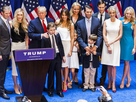 Donald Trump's Children Weigh In On Their Dad and What They Really Think of His Hair