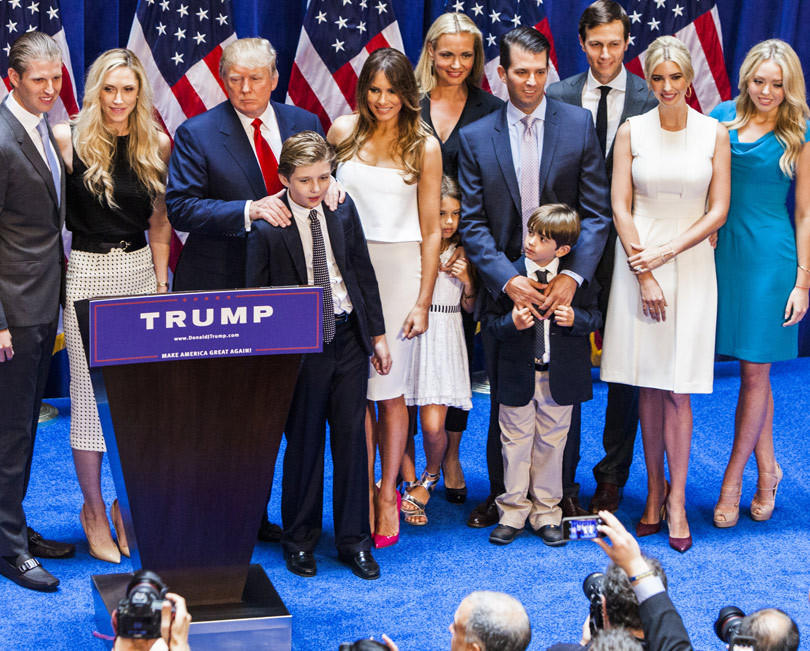 Donald Trump's Children Weigh In On Their Dad and What They Really Think of…