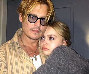 Johnny Depp Is Proud of Daughter Lily-Rose For Being Open About Her Sexuality,…