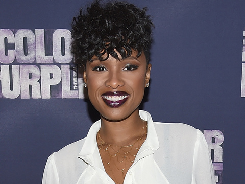 "Jennifer Hudson Looks Skinnier Than Ever at ""The Color Purple"" Event"