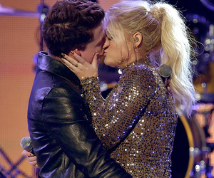 Meghan Trainor & Charlie Puth Have Intense Makeout Session Onstage at the…