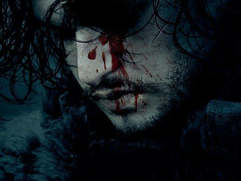 """Jon Snow Featured In First Teaser Poster for """"Game of Thrones"""" Season 6"""
