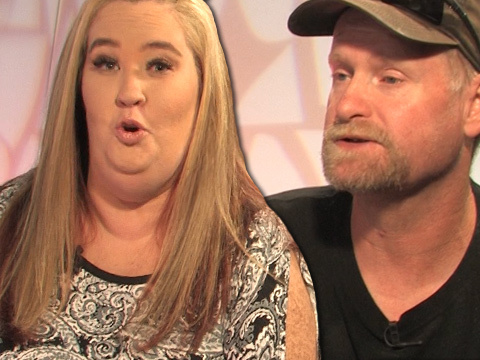 Mama June & Sugar Bear Get Very Candid About His Cheating