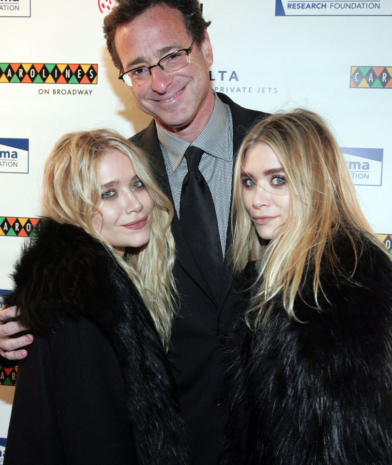 "Bob Saget Confirms Mary-Kate Olsen Married Olivier Sarkozy, Admits He Was ""Not…"
