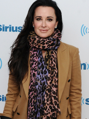 Kyle Richards Reveals Which Actor She Lost Her Virginity To