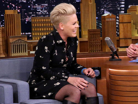 P!nk Reveals Why Daughter Willow Hart Is Just Like Her Badass Parents