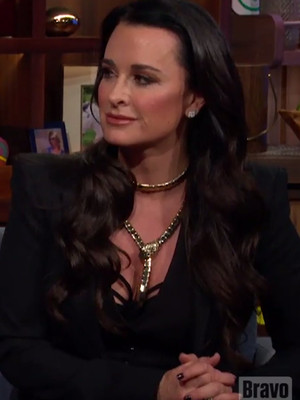 Kyle Richards Weighs In on Yolanda and David Foster's Split -- Did She See It Coming?!